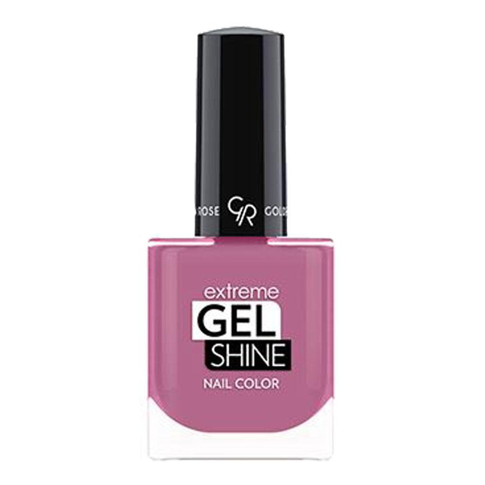 Golden Rose Extreme Gel Shine Nail Color - Nude roze nagellak 25 - Sneldrogend - Dekkend