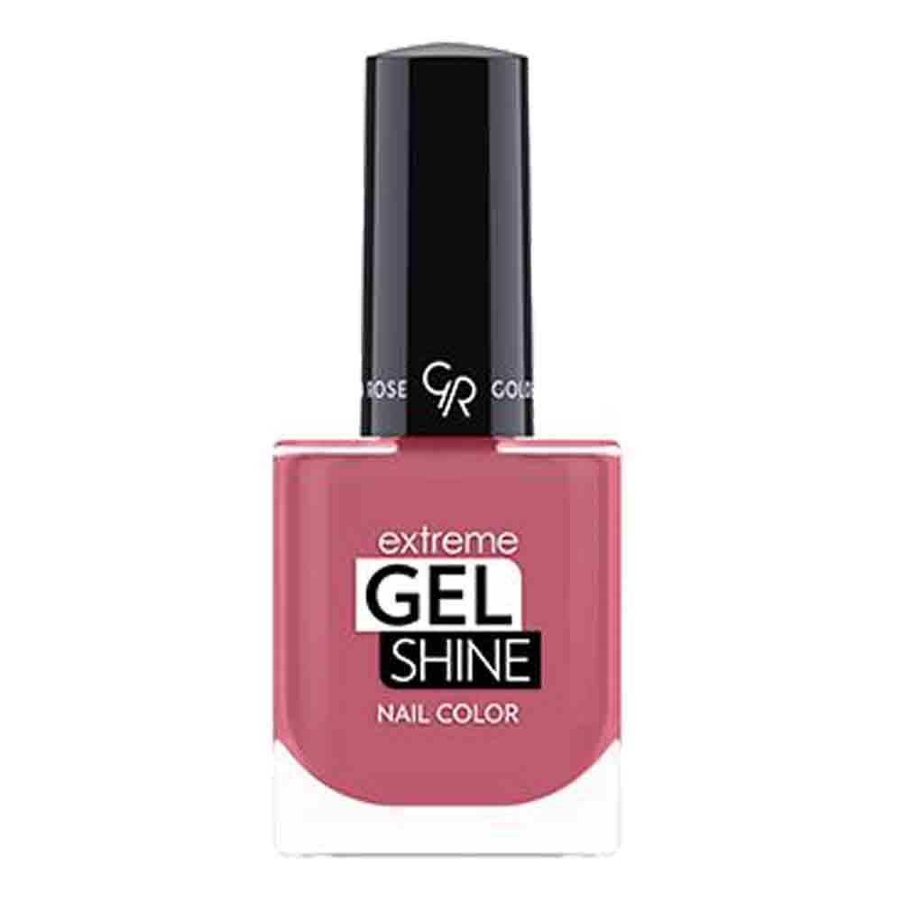 Golden Rose Extreme Gel Shine Nail Color | glanzend, gel look, oud roze nagellak bestellen!
