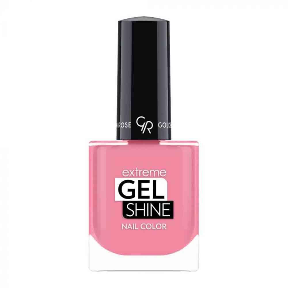 Golden Rose Extreme Gel Shine Nail Color - Nude roze nagellak 20 - Voor natuurlijke nagels, gelnagels, acrylnagels - Geen lamp nodig