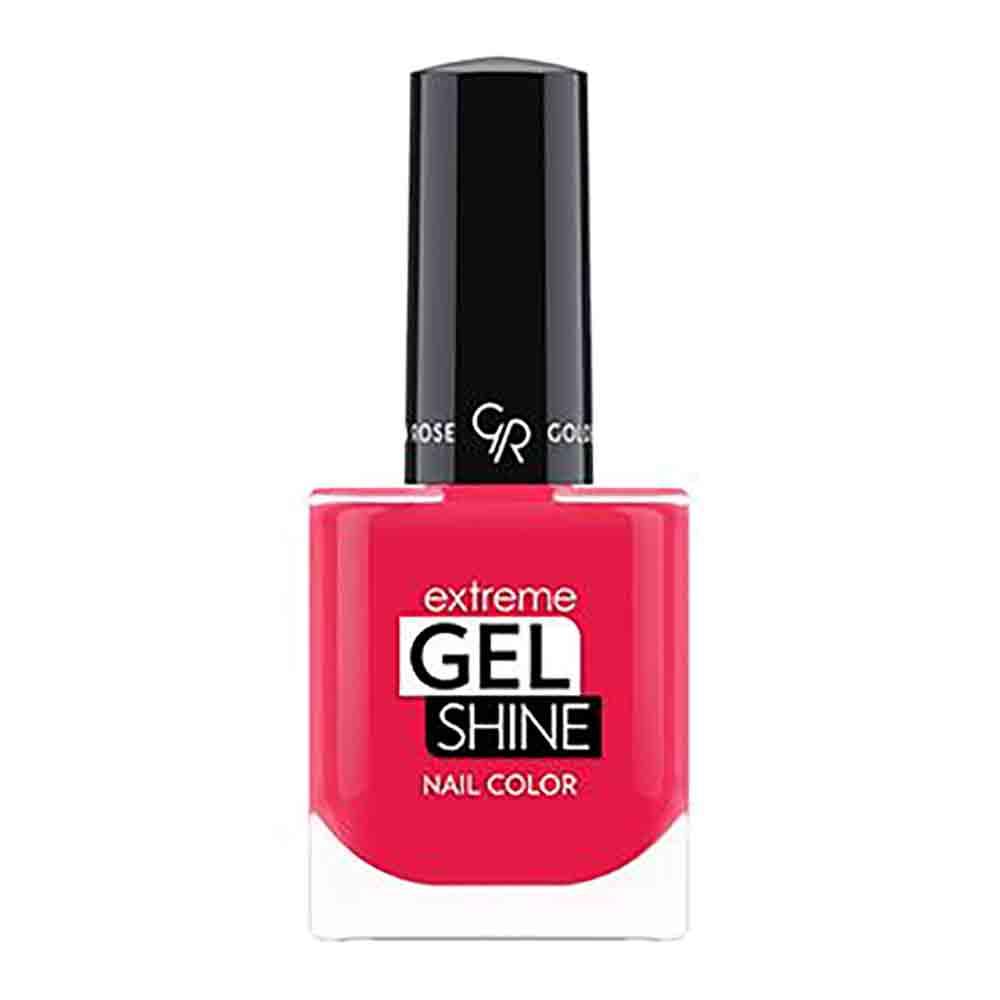 Golden Rose Extreme Gel Shine Nail Color, roze nagellak 22, sneldrogend & glanzend, roze nagellak kopen!