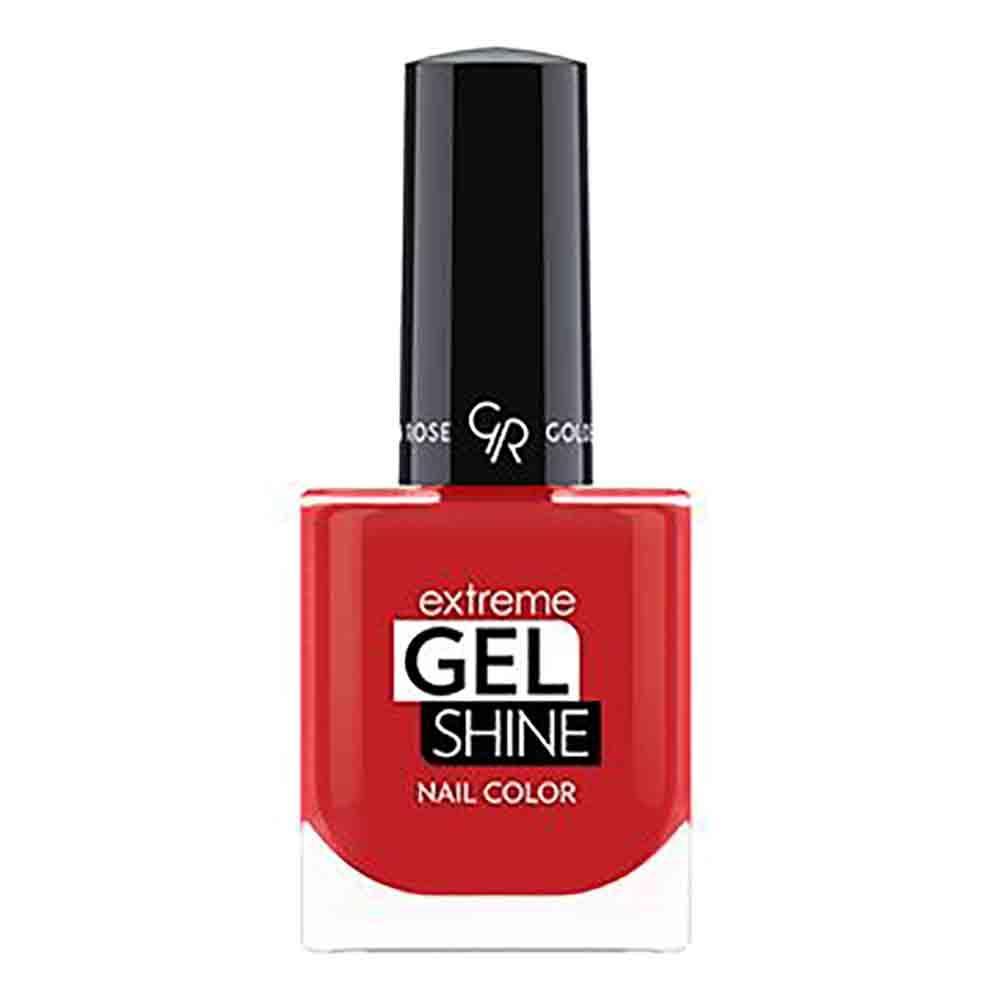 Golden Rose Extreme Gel Shine Nail Color, sneldrogend & glanzend, rode nagellak online!