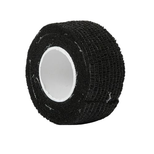 Flex wrap nagel tape, zwart
