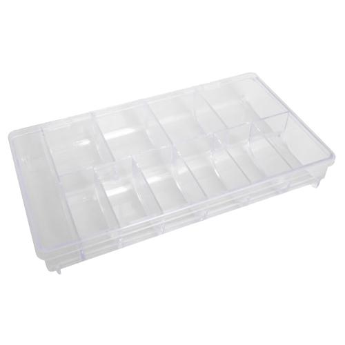 Acryl nagel tips box / nailart box.