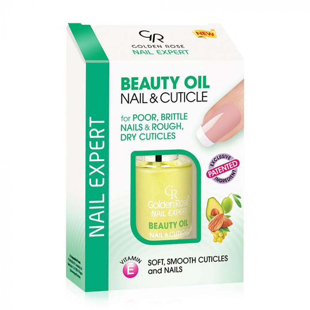 GOLDEN ROSE nagelriemolie, nagelriemverzorging van natuurlijke nagels, nagellak, na gelnagels of acrylnagels behandeling.