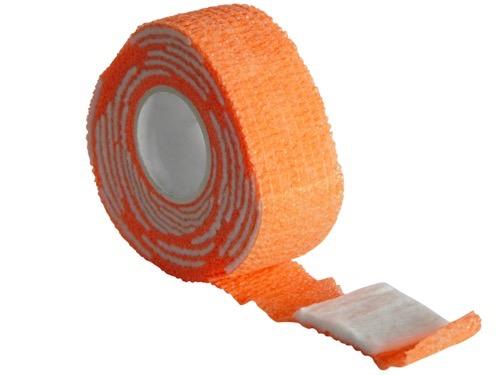 Gel polish remover wraps, oranje. Voor het verwijderen van Gel lak / Gellak / Gel polish / Soak off gel / Gel nagellak