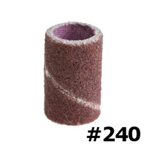 Nagelfrees schuurrolletjes # 240: 25 stuks