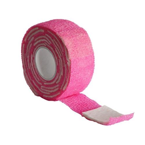 Soak off gel remover wrap, roze. Voor het verwijderen van Gellak / Gel polish / Soak off gel / gel nagellak