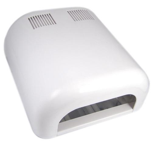 UV bulb u-vormig, UV-9W-L, vervanglamp voor gel nagel lamp UV-9W-L